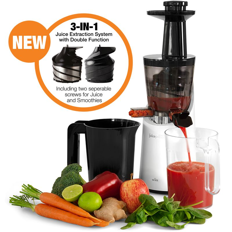New Slow Juicers