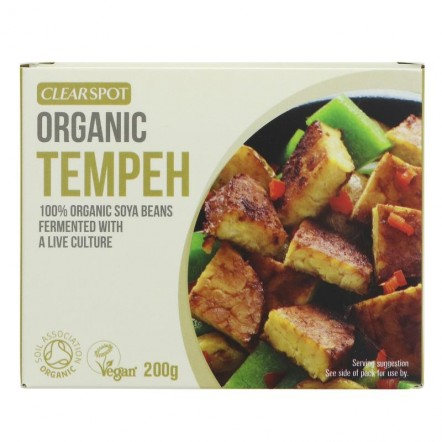 Clearspot Organic Tempeh