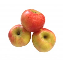 Organic English Red Apples