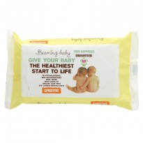 Beaming baby wipes