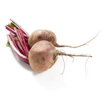 Organic Bunched Beetroot