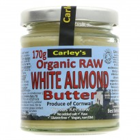Carley's Raw White Almond Butter