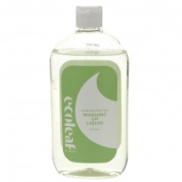 Ecoleaf concentrated washing-up liquid