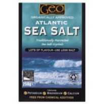 Geo Organics Sea Salt Crystals