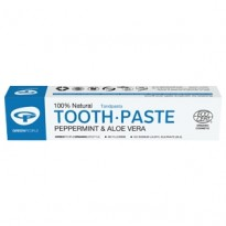 Green People Mint Herbal Toothpaste