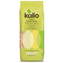 Kallo Puffed Rice Cereal