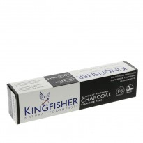 Kingfisher Toothpaste Charcoal