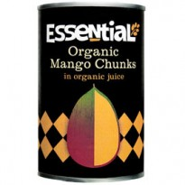 Essential Mango Chunks 400g