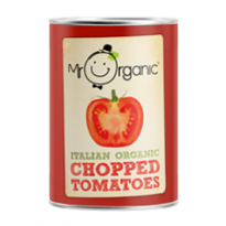 Mr Organic Tinned Tomatoes