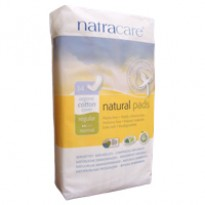 Natracare Natural Pads Regular