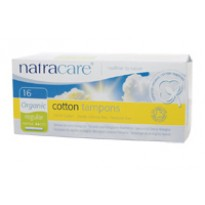 Natracare Regular Applicator Tampons