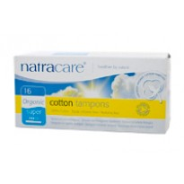 Natracare Super Applicator Tampons