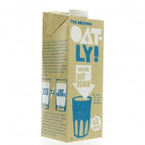 Oatly Oat Drink Case