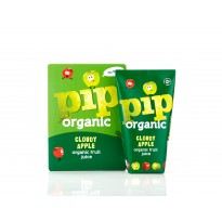 Pip Organic Cloudy Apple Juice