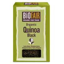 BioFair Quinoa Grains Black