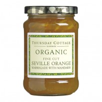 Thursday Cottage Orange & Mandarine Seville Marmalade 340g