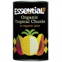 Essential Tropical Chunks 400g