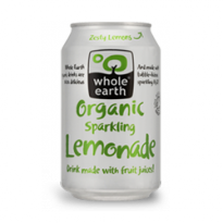 Whole Earth Lemonade Can