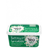 Yeo Valley Spreadable Butter 500g