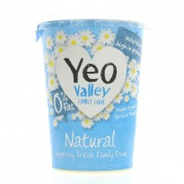 Yeo Valley Natural Fat Free Yoghurt